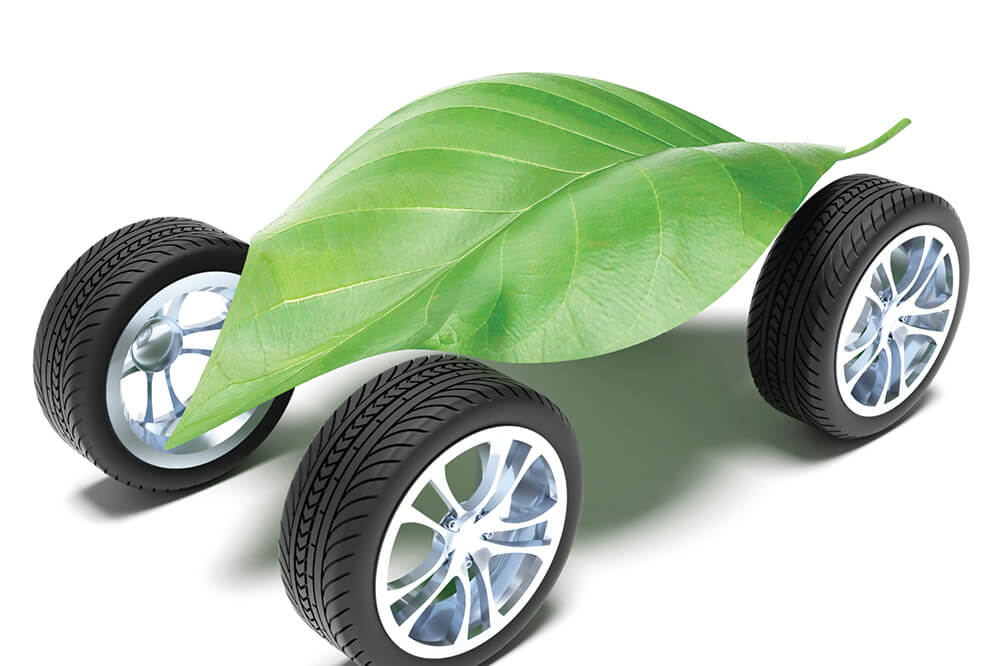 Cromax Pro Green Leaf Car